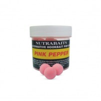 Alternative Hookbait Pink Pepper 16mm плавающие бойлы Nutrabaits