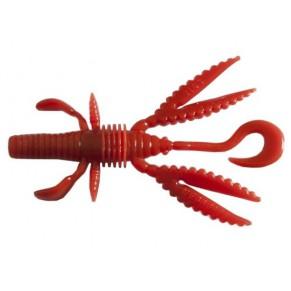 Bumpee Hog (P.HM) 3inch Solid Deep Red приманка Megabass - Фото