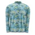 Solarflex LS Shirt Salt Digi Camo L рубашка Simms