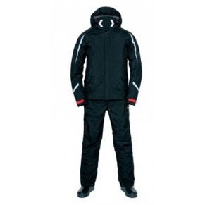 RAINMAX HI-Loft Winter Suit Black LO Костюм Daiwa - Фото
