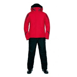 RAINMAX HI-Loft Winter Suit Red L Костюм Daiwa - Фото