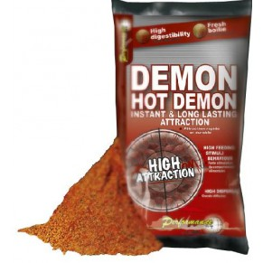 Hot Demon method mix 2,5кг прикормка Starbaits - Фото