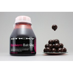 Bloodworm Glug - 1*250ml Tub Sticky Baits - Фото