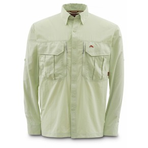 Guide Shirt Wasabi XL рубашка Simms - Фото