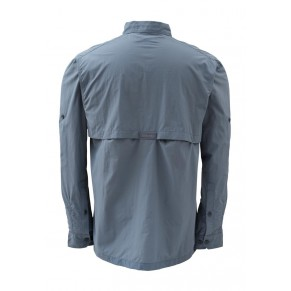Guide Shirt Steel Blue L рубашка - Фото