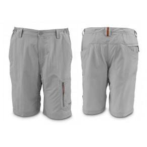 Flyte Short Dark Khaki L шорты Simms - Фото