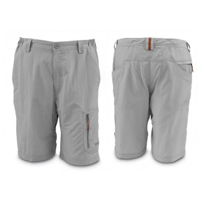 Flyte Short Dark Khaki XL шорты Simms - Фото