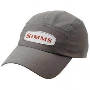 Microfiber SB Cap Gunmetal кепка Simms - Фото
