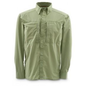 Ultralight Shirt Dill L рубашка Simms - Фото