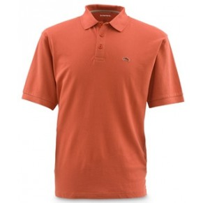 Trout Polo Orange M футболка - Фото