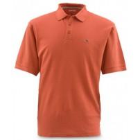 Trout Polo Orange L футболка Simms