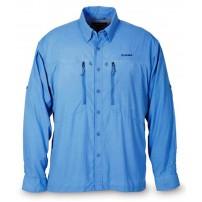 Bluewater Shirt Blue L рубашка