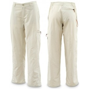 Womens Superlight Pant Oyster S брюки Simms - Фото