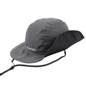 Gore-Tex Sombrero Dk. Grey кепка Simms - Фото
