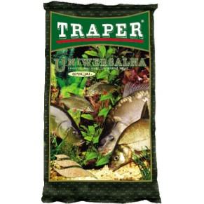 Special 1kg универсал прикормка Traper - Фото