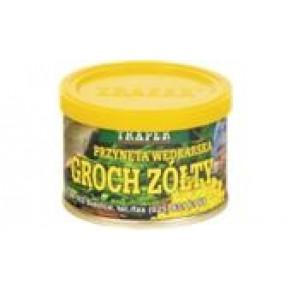 Горох желтый натур. 70gr наживка Traper - Фото