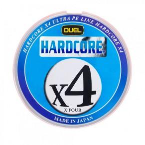 HARDCORE X4 200m #0.6 шнур YoZuri - Фото
