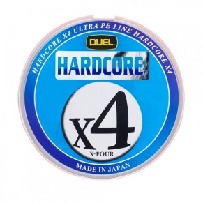 HARDCORE X4 200m #0.8 шнур YoZuri - Фото