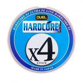HARDCORE X4 200m #1.0 шнур YoZuri - Фото