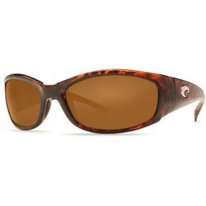 Hammerhead Tortoise DK Amber очки CostaDelMar - Фото