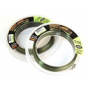 Exocet Tapered Line 15-35lb 0.33-0.50mm леска конусная зеленая Fox - Фото