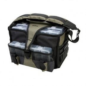 DLB-S LURE BAG SMALL сумка с коробками Daiwa - Фото