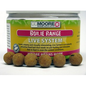 Live System 10mm 80 Hard Hookbaits бойлы CC Moore - Фото
