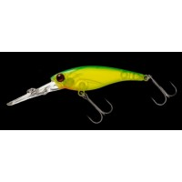 Soul Shad 62 DR/SP YK Lime Chat воблер Jackall