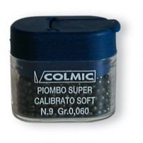 SUPERCALIBRATO SOFT N.6  0.102g грузики Colmic
