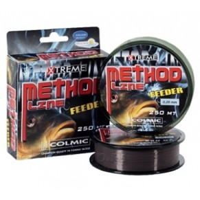 Method Feeder 0.20mm 250m леска Colmic - Фото