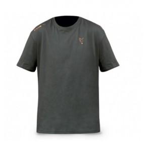 Standard T-Shirt XXL Green футболка Fox - Фото