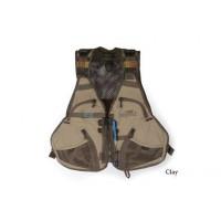 Flint Hills Vest Clay жилет рыболовный Fishpond