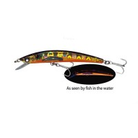 F976-HGBL Crystal 3D Minnow (F) 90mm воблер YoZuri