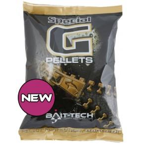Special G Feed Pellets 4mm 900g пеллетс Bait-Tech - Фото