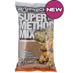 Super Method Mix 2k прикормка Bait-Tech - Фото