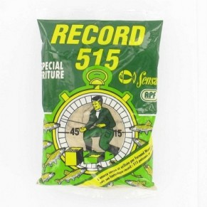 Record 515 yellow Рекорд уклейка желтый 800 г прикормка Sensas - Фото