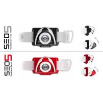 Фонарь SEO5 Red Led Lenser