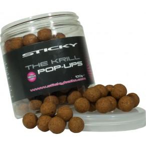 The Krill Pop Ups 12mm бойлы Sticky Baits - Фото