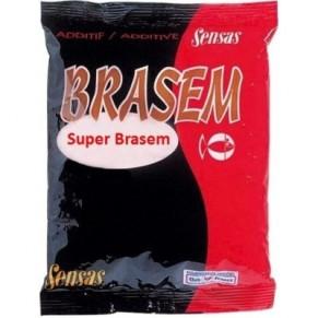 Brasem Big fish крупная рыба черный 300г добавка Sensas - Фото