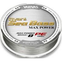 New Avani Seabass max PE 0,8# 150m шнур Varivas