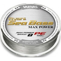 New Avani Seabass max PE 1,2# 150m шнур Varivas