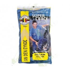 Supercrack Brasem Black-прикормка 1кг VDE - Фото