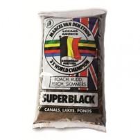 Superblack-прикормка 1кг VDE