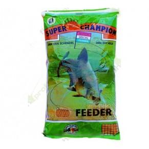 DS FEEDER ZWART-прикормка 1кг VDE - Фото