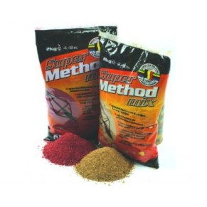 Method Mix Rood - Rouge Red прикормка 2кг VDE - Фото