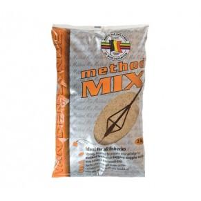 Method Mix Groen - Vert - Green-прикормка 2кг VDE - Фото