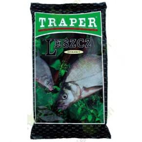 Sekret 1кг лещ черная прикормка Traper - Фото