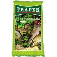 Простая 1кг. универсальная прикормка Traper