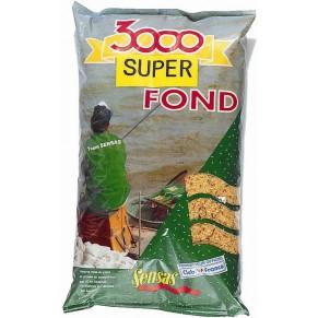 3000 Super Canal Big fish канал 1кг прикормка Sensas - Фото