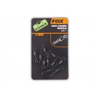 Edges Kwiсk Change Swivel size 7x10 вертлюг быстросъемный Fox